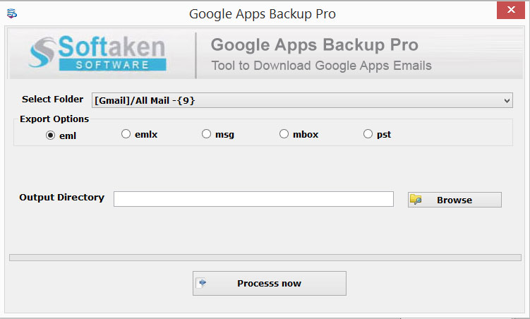 G Suite Backup Software